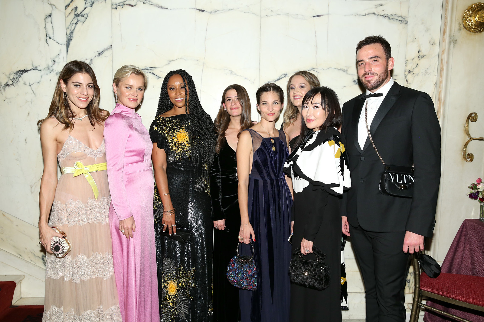 The Society of Memorial Sloan Kettering : 2018 Fall Party