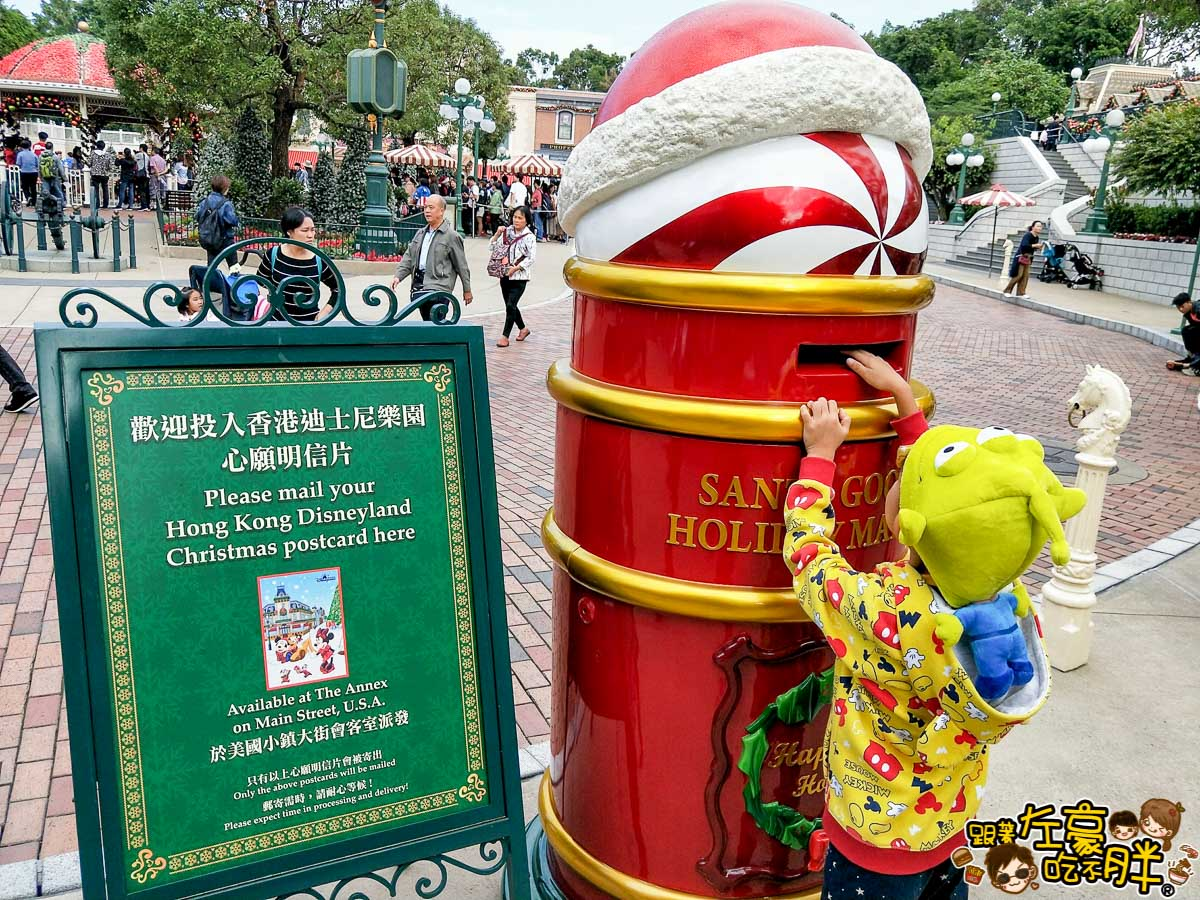 2019香港迪士尼樂園(聖誕節)-14