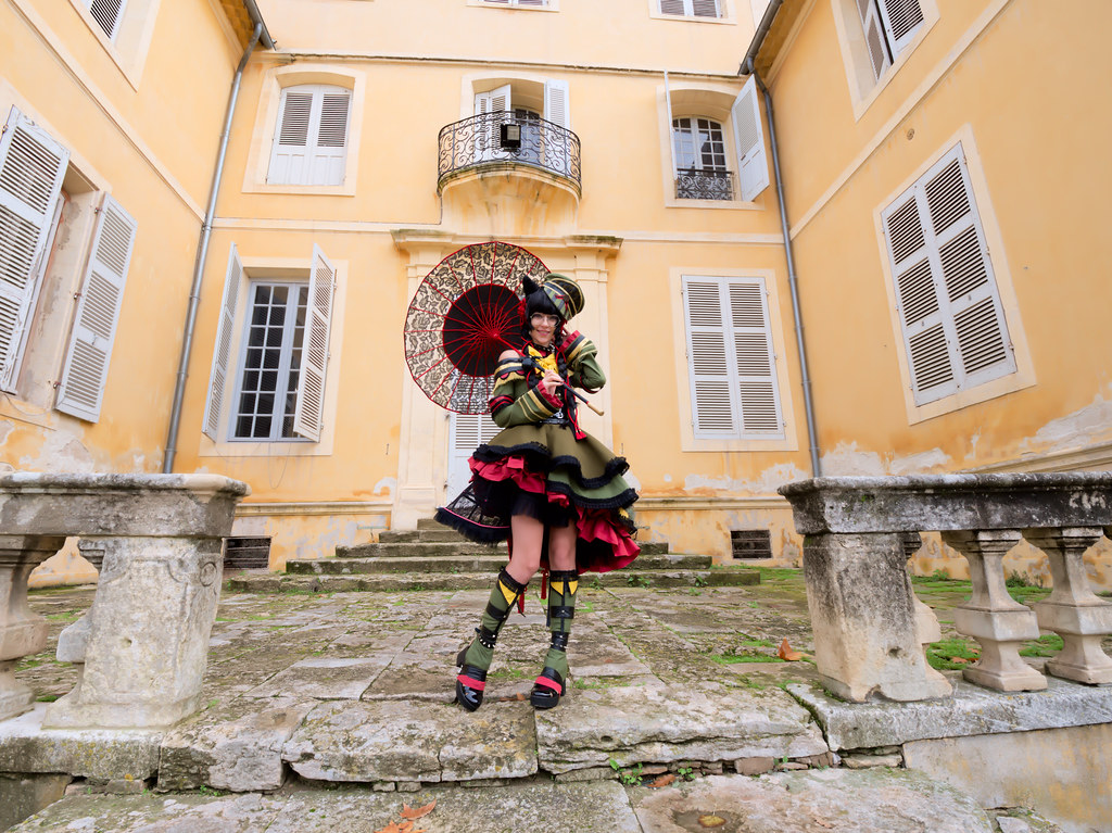 related image - Shooting Icchibanketsu - Jardin de la Magalone - Marseille -2018-11-10- P1388661