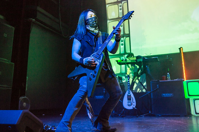 Ministry @ The Fillmore, Silver Spring MD, 12/05/2018