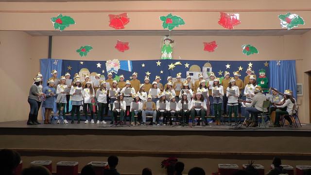 Gran participación en el tradicional Festival de Navidad del CEIP Andalucía