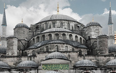 Mesquita Azul Turquia
