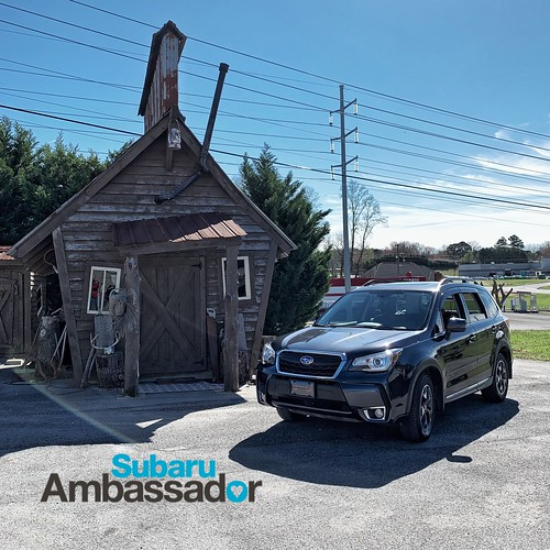 Serenity and The Crooked House #subaruambassador