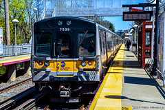 Long Island Rail Road Bombardier M7 #7539