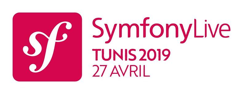 SymfonyLive Tunis 2019 Conference Logo
