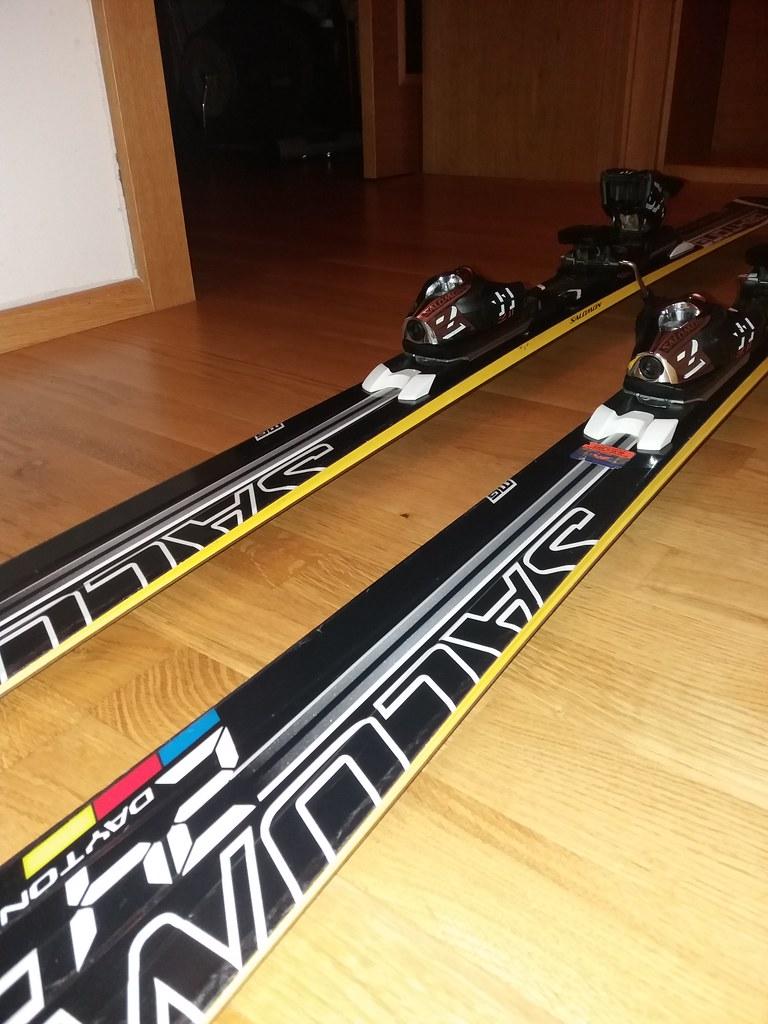 Sjezdové lyže - Bazar lyží a lyžařského vybavení (strana  3) - SNOW.CZ e2da9f12478
