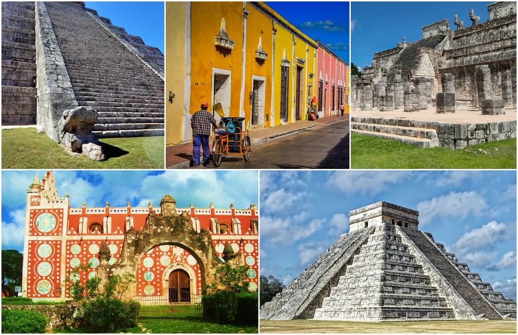 Chichen Itza Valladolid Meksyk