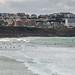 Newquay 2018 - Surfers at Fistral Beach