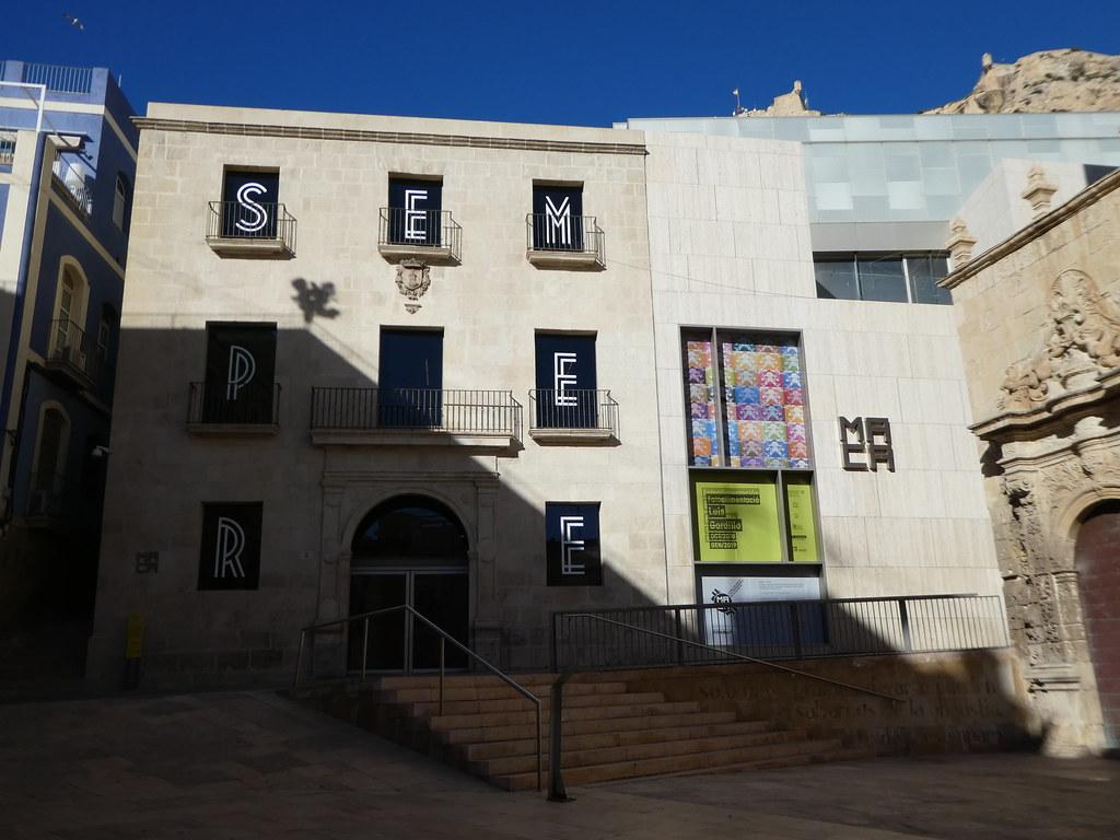 Museum of Contemporary Artts, Alicante