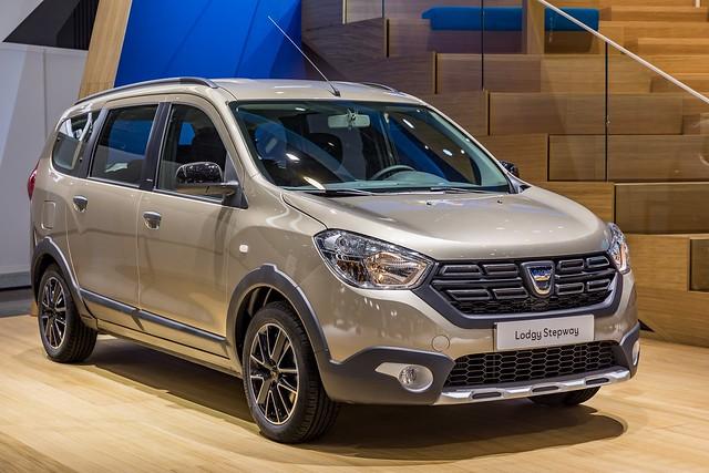 Comprar Dacia Lodgy