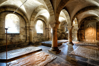 The Crypts of Lund XVI