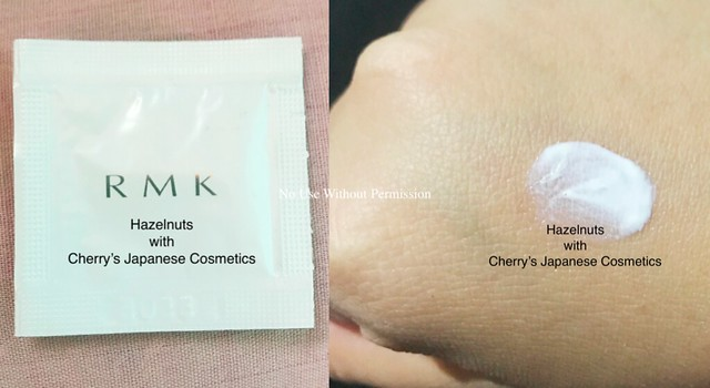 RMK Long Lasting UV