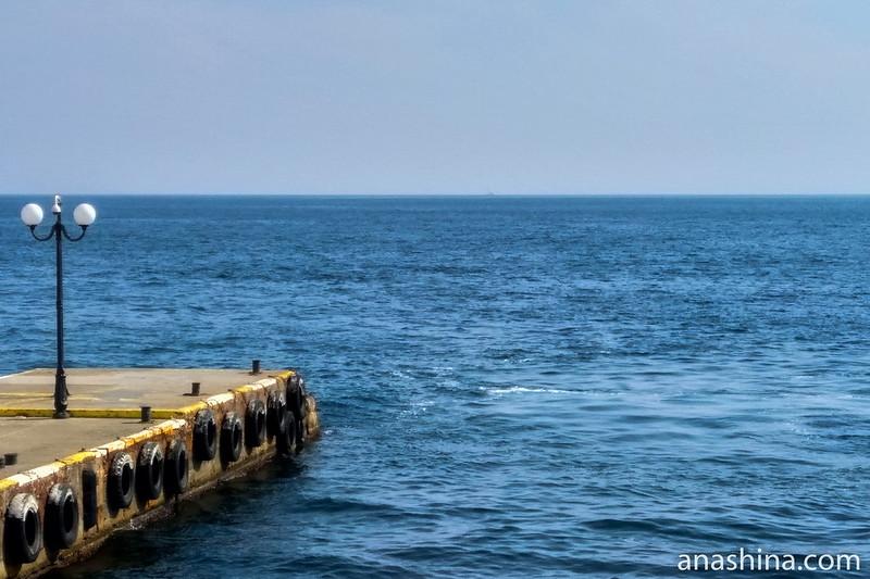 Черное море, Ялта, Крым