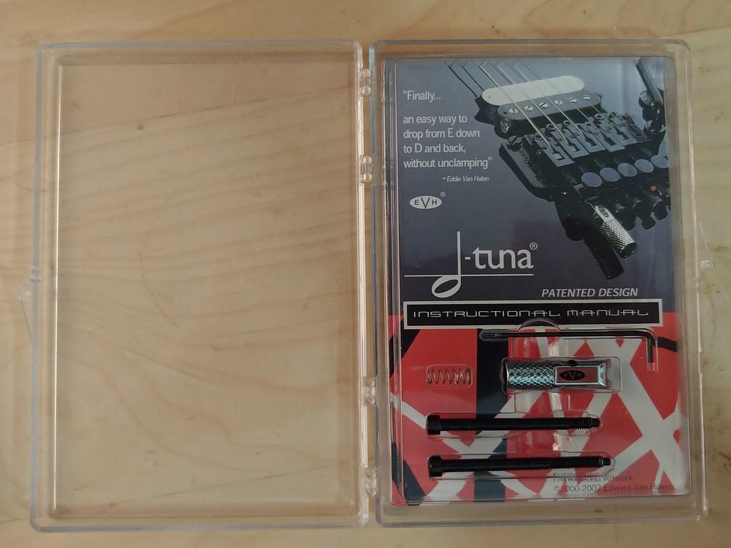 439c0a9564d   IMG  Brand new EVH D-Tuna ...