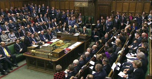 Brexit-English-Parliament