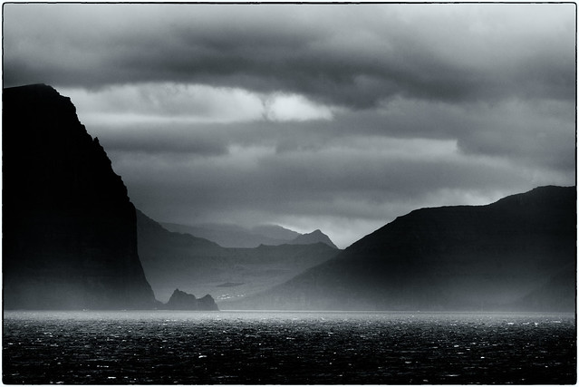 The Faroe Islands, Nikon D750, AF-S Nikkor 300mm f/4E PF ED VR