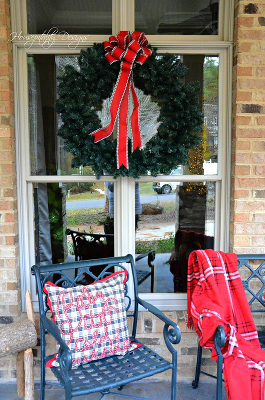 Christmas Porch-Housepitality Designs-5