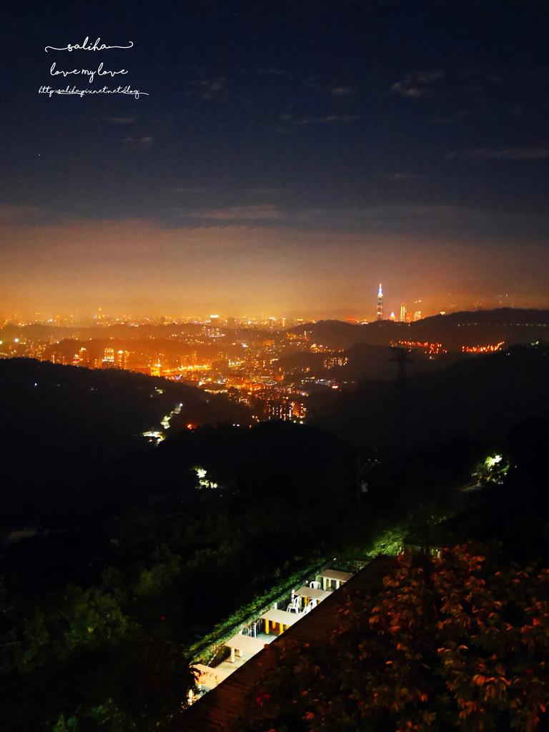 台北看夜景景觀餐廳咖啡貓懶MAOLAN餐點下午茶 (5)