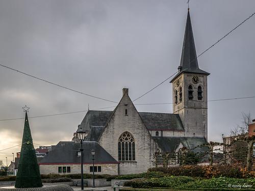 Borsbeek, Sint-Jacobuskerk.