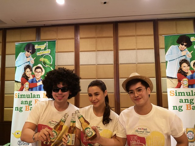 Yassi Pressman, Fro Bro and Geek Guy for San Miguel Flavored Beer in Davao IMG_20181216_151726