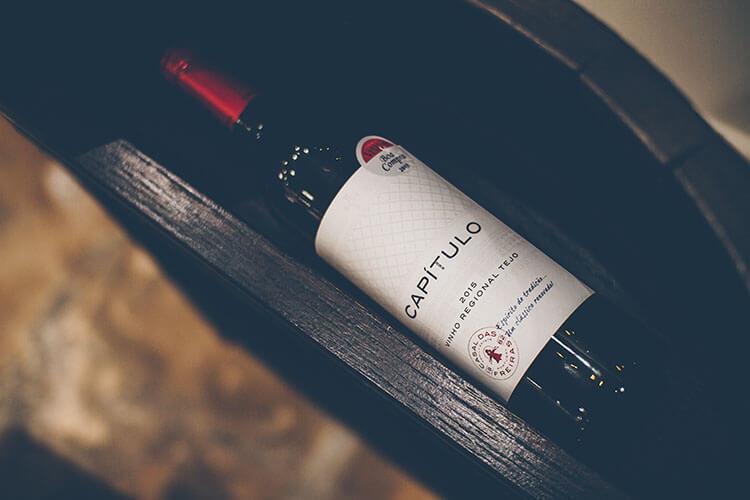 Bottle of nice liquor