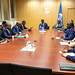 Courtesy Visit - Burkina Faso