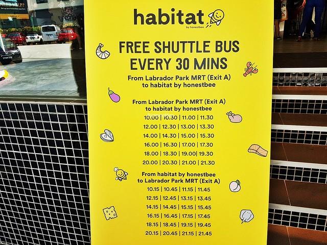 Shuttle Bus Schedule