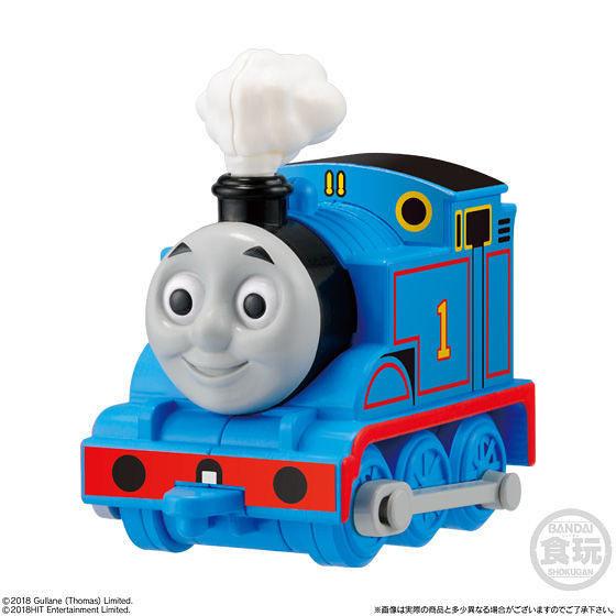 《湯瑪士小火車》「GO! GO! 湯瑪士」逗趣盒玩登場!GO!GO!トーマス