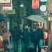 I Love Rain in Tokyo by Trey Ratcliff