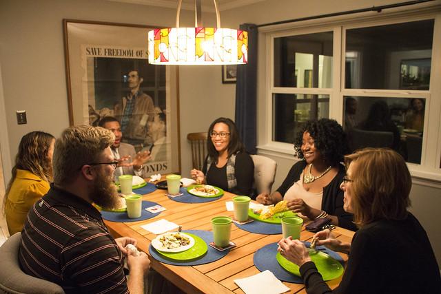 Staff Leadership Dinner