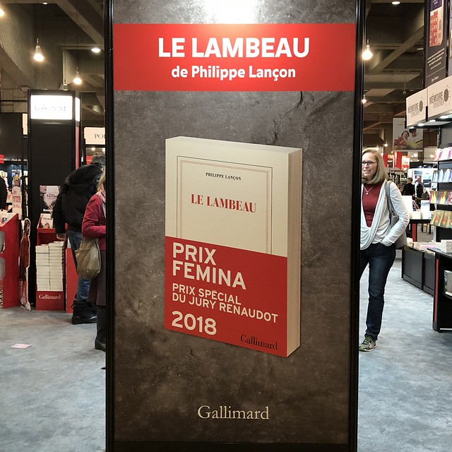Philippe Lançon - le lambeau