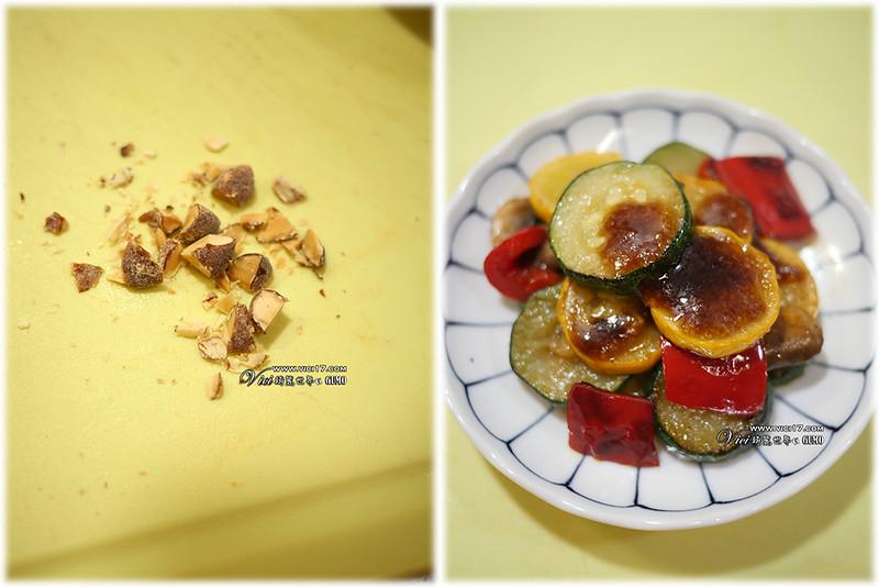 什錦蔬菜佐芥花油醋醬905