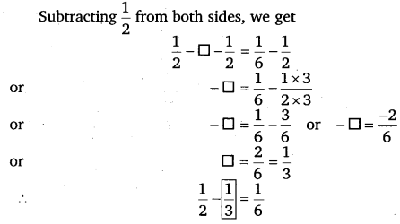 NCERT Solutions for Class 6 Maths Chapter 7 Fractions 84
