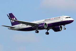 CHINA  WEST  AIR / Airbus   A 320 NEO   F-WWID   msn 7849 / LFBO - TLS / nov 2018