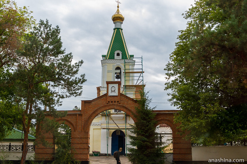 Церковь Петра и Павла, Петропавловка, Воронежская область