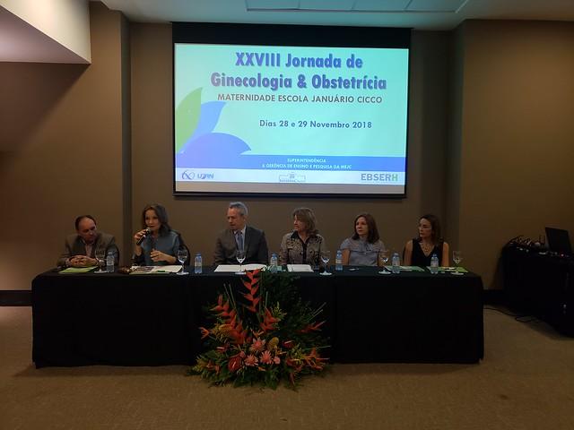 XXVIII Jornada de Ginecologia e Obstetrícia da MEJC