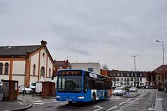 Haguenau - Mercedes-Benz Citaro K - 30/11/18 - Photo of Bischwiller