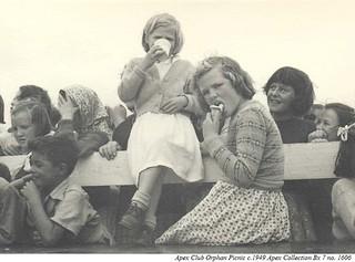 Goulburn Apex Club Orphan Picnicc. 1949
