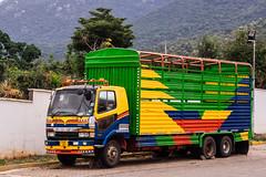 2018 Kenia, On the road