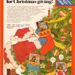 Sun, 2016-07-31 16:49 - 1979 Time Magazine Christmas Advertisement Time Magazine November 12 1979