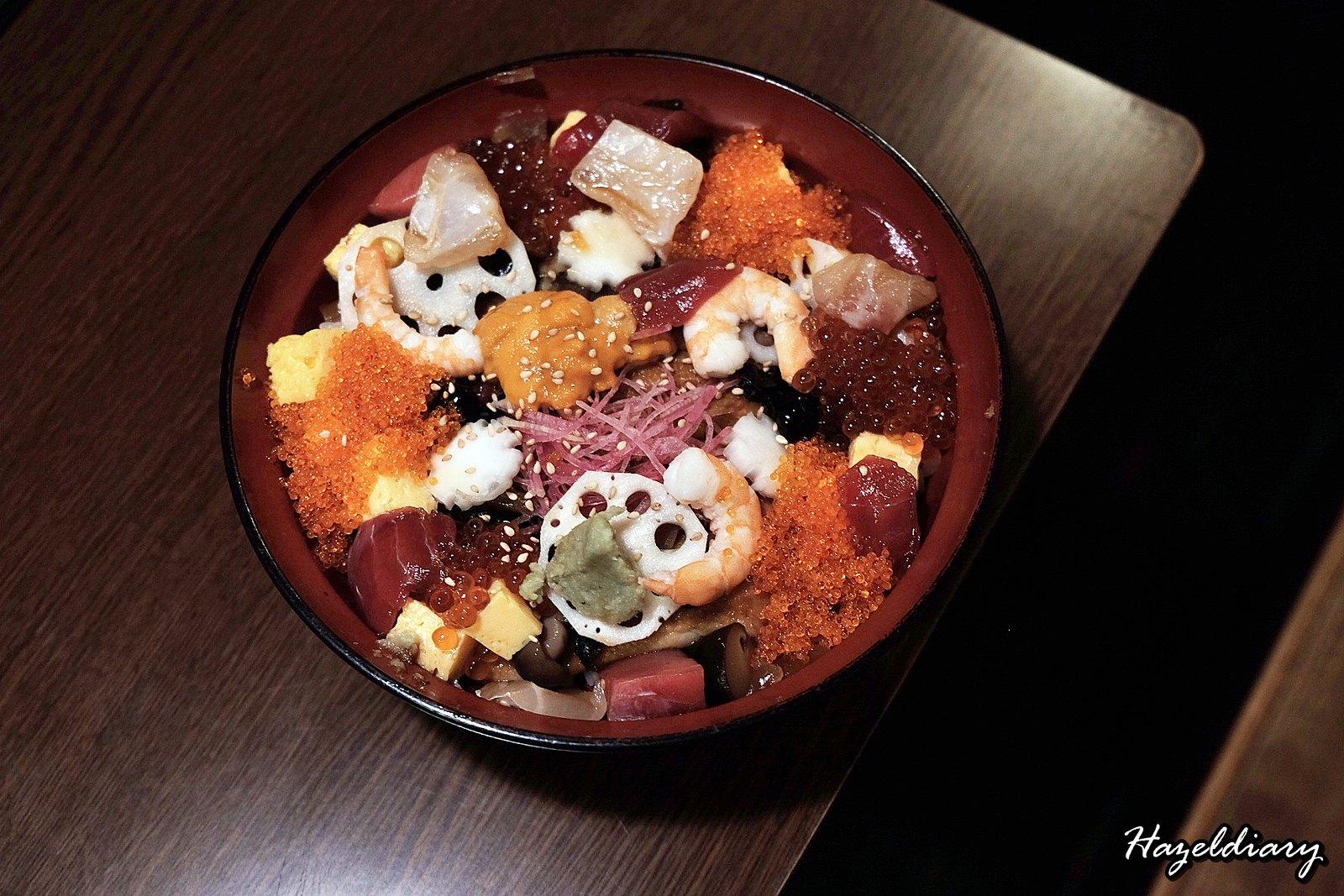 Nihonbashi Tamai-Anago Chirashi-1