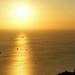 Закат над Южно-Китайским морем