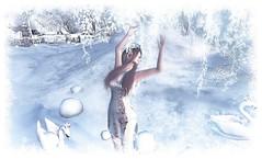 ╰☆╮Keep calm & let it snow.╰☆╮