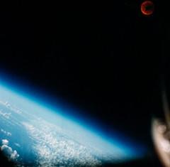 MR-3 flight earth observations. Original from NASA. Digitally enhanced by rawpixel.