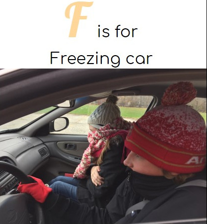 ABCs - F is for Freezing