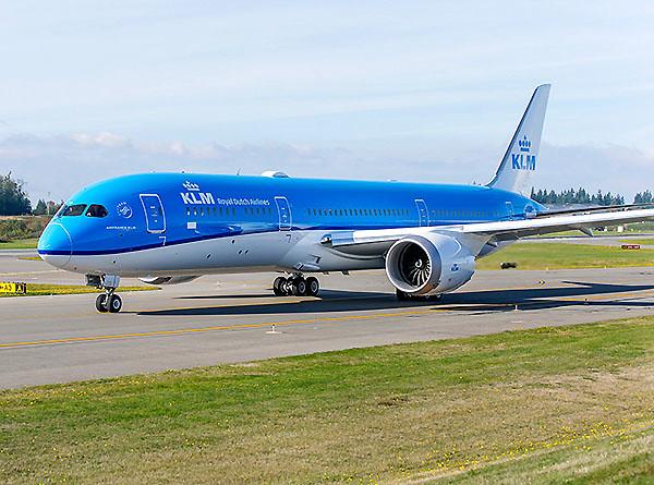 KLM B787-9 (Boeing)