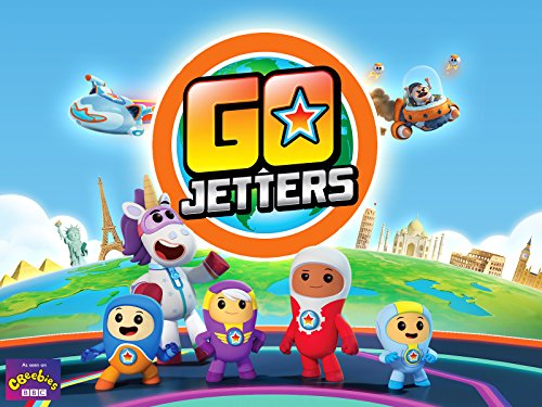 poster Go Jetters