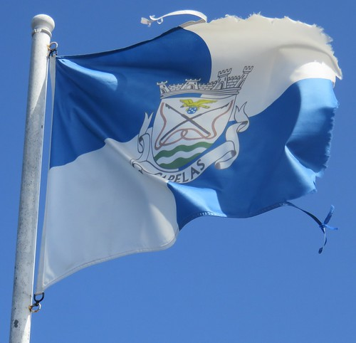 Capelas Flag (Capelas, Açores)