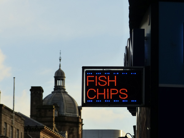 fish and chips glasgow