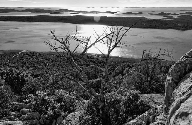 View from Kamenjak, Nikon D7000, Sigma 18-125mm F3.5-5.6 DC